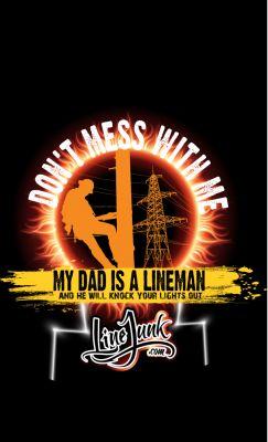CK2 Dad Lineman – Knock