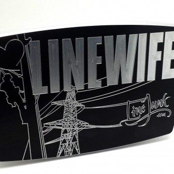LINEWIFE HITCHCOVER