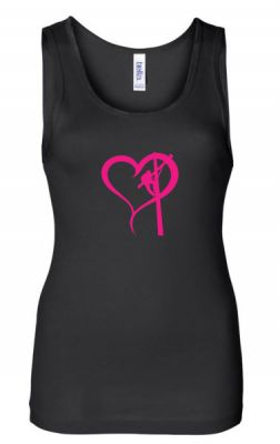 Heart Lineman Pole Tank