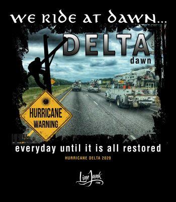 Hurricane Delta 2