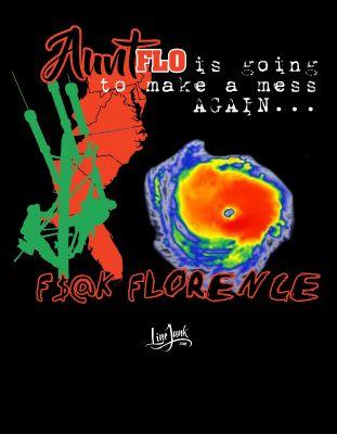 Florence Hurricane shirt Linemen - FLO