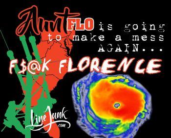 Florence Sticker