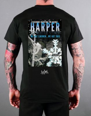 Storm Harper Lineman Shirt
