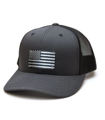American Flag Hat Steel