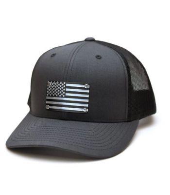 American Flag Hat Steel