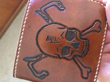 Lineman Leather Wallet
