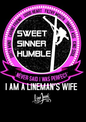 Never Said I was Perfect - Womens