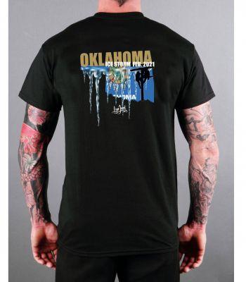 Oklahoma Ice Storm 2021