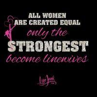 LW35  WOMEN STRONG