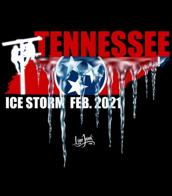 Tennesse Ice Storm shirt 2021