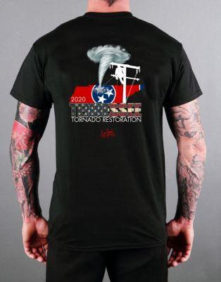 Tennessee Tornado Lineman Shirt